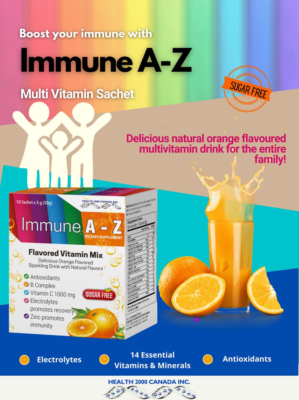 Immune art A-Z