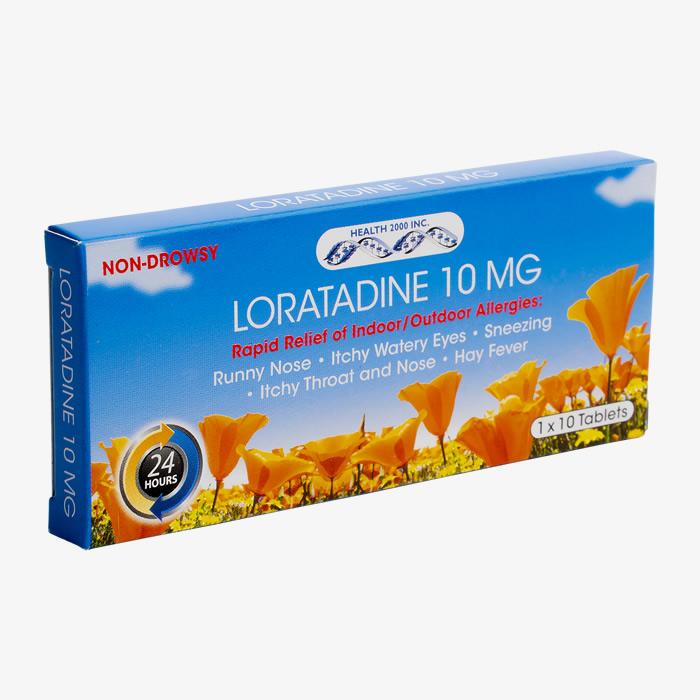Loratadine-10mg